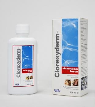 Clorexyderm Forte sampon állatgyógyszertár