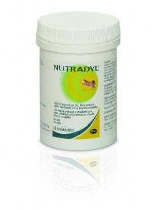 NUTRADYL tabletta állatgyógyszertár