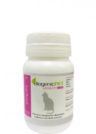 Biogenicpet Vitality Cat állatgyógyszertár