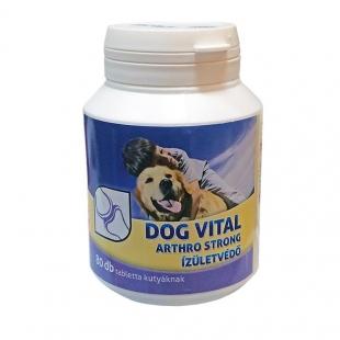 Dog Vital Arthro Strong Ízületvéd állatgyógyszertár