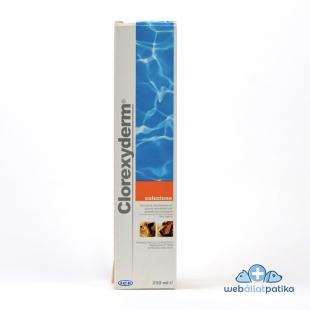 Clorexyderm fertőtlenítő spray állatgyógyszertár