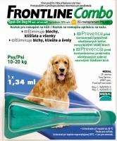 FRONTLINE COMBO KUTYA M