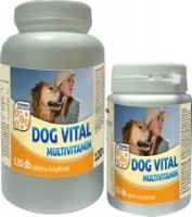 DOG VITAL MULTIVITAMIN TABLETTA