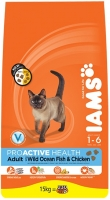 IAMS Cat Adult Ocean Fish & Chicken