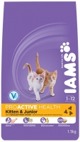 IAMS Cat Kitten & Junior Chicken