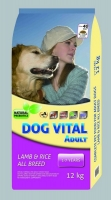 DOG VITAL ADULT ALL BREED LAMB & RICE