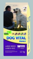 DOG VITAL ADULT LARGE BREED LAMB & RICE