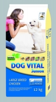 DOG VITAL JUNIOR LARGE BREED CHICKEN