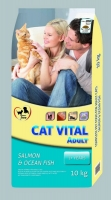 CAT VITAL ADULT SALMON & OCEAN FISH