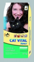CAT VITAL ADULT TURKEY & VEGETABLES