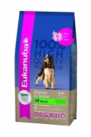 Eukanuba Mature&Senior All Breed rich in Lamb&Rice