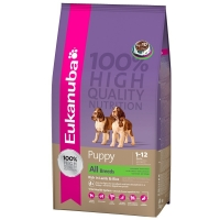 Eukanuba Puppy All Breed Lamb & Rice
