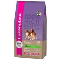 Eukanuba Puppy All Breed Lamb & Rice