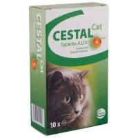 Cestal Cat Flavour féreghajtó tabletta