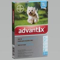 Advantix spot on kutyáknak 4-10kg között
